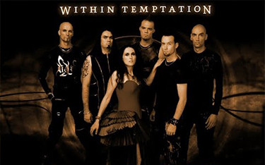 Концерт группы WITHIN TEMPTATION в Челябинске